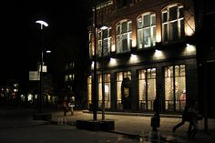 Eindhoven City Center by vinylmeister, via Flickr