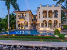 luxury homes for sale in florida with pool - Google Search