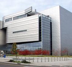 United States Courthouse - GOLD LEED Certified Building - Eugene, Oregon