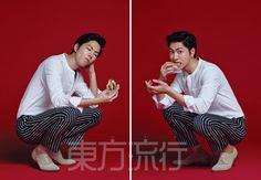 Hong Jong Hyun - Eastern Trends Magazine April Issue '16 Korean Men, Korean Actors, Moon Lovers Cast, A Frozen Flower, Hong Jong Hyun, Trends Magazine, Instyle Magazine, Jonghyun, Korean Beauty