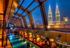 21 of the world's sexiest rooftop pools [PICS] - Matador Network