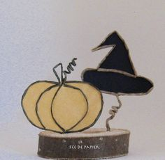 Halloween - Fée de papier - Technique by Epistyle