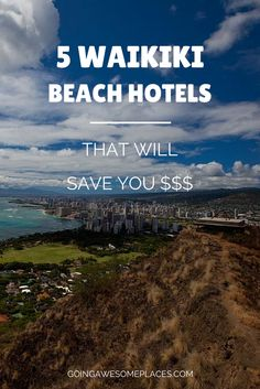 Not all hotels in Waikiki have to be expensive.  Here are a few that you probably never heard about that could save you quite a bit of money.