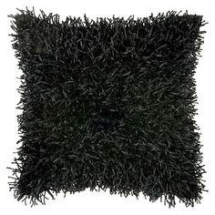 Tufted Shag Throw Pillow - Rizzy Home : Target