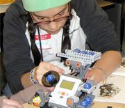 We invite you to Learn, Connect, and Create with high-quality teaching and learning resources in applied science and math, engineering, computer science/information technology, and engineering technology for use by K-12 and university educators and students.