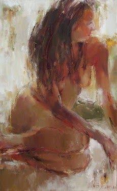 Pintora ucrania, nacida en Bielorrusia. En 1982 se graduó de la Escuela de Arte en Minsk y desde 1983 vive y trabaja en Yalta. Su estil...