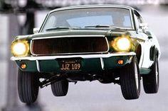 Bullitt ! ...the levitating car! :)