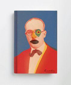 Pessoa Book of disquiet. Cover: Mendeslund