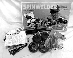 The Mattel Spin Welder, circa 1975.