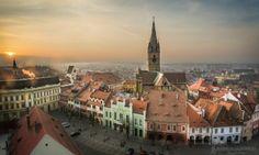 Sibiu Paris Skyline, Beautiful Places, Country, Travel, Romania, Viajes, Rural Area, Country Music, Trips