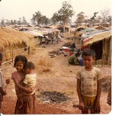 Khao-I-Dang (KID) - Thai / Cambodian Border Refugee Camp