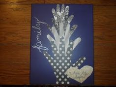 Family Hands Plaque