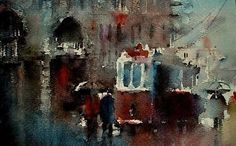 Orhan Gurel watercolor - Google Search