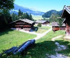 Tiroler Bauernhaus Museum: Kramsach, Austria