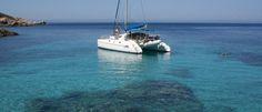 Asinara Catamaran Escursioni e Vacanze in catamarano fra Sardegna e Corsica. Rent Catamaran with crew in Sardinia
