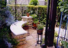 外構・造園トータルリフォーム My Works, My Design, Bench, Patio, Gallery, Outdoor Decor, Home Decor, Terrace, Roof Rack