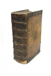 Original Biblia Germanica 1729