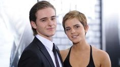 Alex and Emma Watson It's her brother
