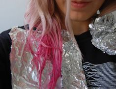 xoVain | The Conditioner That Can Give You Awesome (And Temporary) Pink Ombré Hair