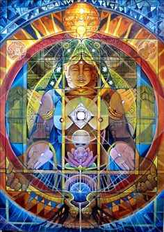 Sacred Geometry - Cosmic Vision (David Icke) / Sacred Geometry <3