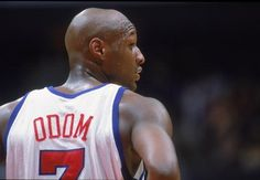 Lamar Odom #7 of the Los Angeles Clippers