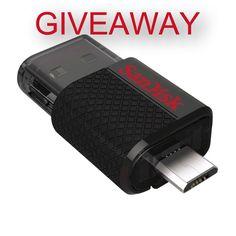 SanDisk USB 32GB Ultra Dual OTG