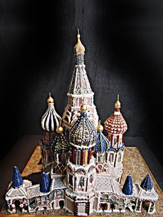 rebeccarhodes-st-basils-1 - now that is a seriously impressive gingerbread house!