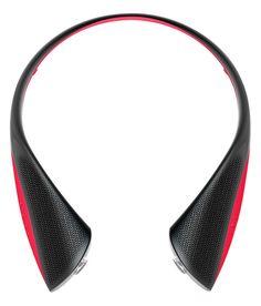 Dual-mode headphone by Yeom Ilsoo, Choi Eunji & Lee Nari for LG Electronics Inc.