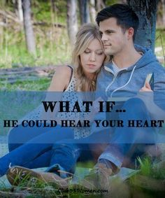 How Can I Help Him to Hear My Heart? - from a husband's perspective.