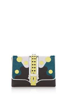 Tatiana Shoulder Bag by Paula Cademartori for Preorder on Moda Operandi