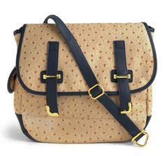 First Internship Messenger Bag
