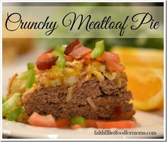 Crunchy Meatloaf Pie #OreIdaHashbrn #shop #cbias