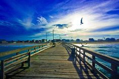 to the Outer banks of North Caroline. Cheapest beach vacation around! The Outer Banks, North Carolina Outer Banks North Carolina, South Carolina, North Carolina Beaches, Outer Banks Nc, Oh The Places You'll Go, Places To Travel, Places To Visit, Travel Destinations, Wedding Destinations