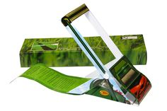 pop up lawn mower direct mail