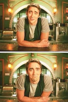 Lee Pace, pushing daisies**The Pie Maker -sigh-**
