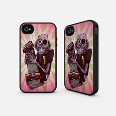 Alé Mercado - Skate Or Die Skate, Phone Cases, Illustration, Illustrations, Phone Case