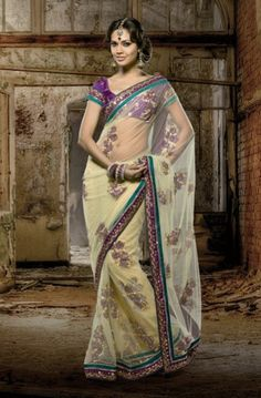 Sari. Yep. My style. And I will have one in just a couple of weeks straight from India!!!!