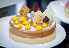 Passion , chocolate , hazelnut photo by @alexayerphotography #bachourclass #bachour | by Pastry Chef Antonio Bachour