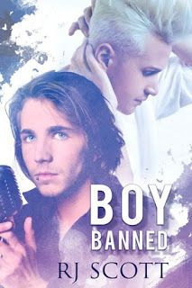 Sexy Erotic Xciting: S.E.X. Interview & Review~ Boy Banned ~ RJ Scott