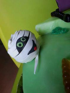 #Golosini #mummia #hoteltransilvania #popcake #cakedesign
