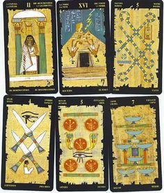 Lo Scarabeo's beautifully-rendered version of the Egyptian Tarot inspires me. It is one of my favorite decks for regular use.