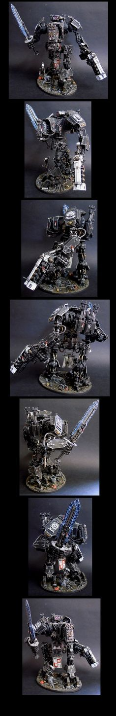 Iron-Hands Gorgon-Dreadknight