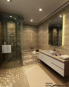 master bathroom concep Zeina, Bathroom Interior Design, Bathroom Storage, Toilet, Diy Ideas, Bathtub, Motivation, Bedroom, House