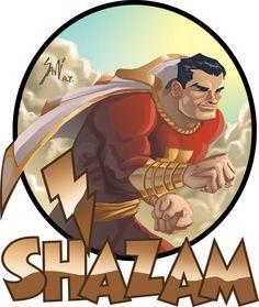 Shazam by elmorafocka.deviantart.com on @deviantART