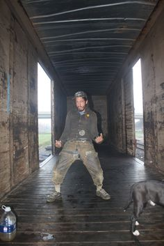 1000+ images about Hobos/Train hopping on Pinterest | Trains, Mike ...