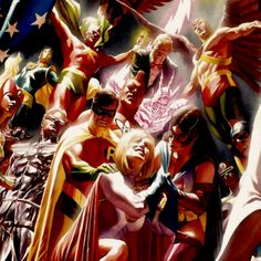 JSA by •Alex Ross