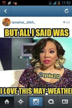 Lol, instagram funnies, tiny amd Mayweather Boxing Fight, Instagram Funny, Funny Quotes, Lol, Sayings, My Love, Funny Phrases, Lyrics, Funny Qoutes