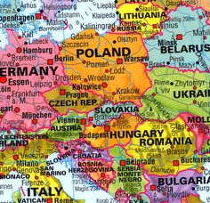 Travel across Eastern Europe with Ms. Ho