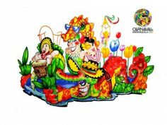 Carnaval de Barranquilla 2014 Spanish Pronunciation, Caribbean Sea, City, Carnival, Barranquilla, Colombia, Cities