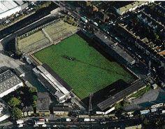 Wimbledon - Plough Lane Afc Wimbledon, Bristol Rovers, British Football, Football Stadiums, Baseball Field, Abandoned, United Kingdom, England, Building